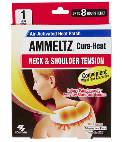 Ammeltz Cura-Heat Neck and Shoulder Pain